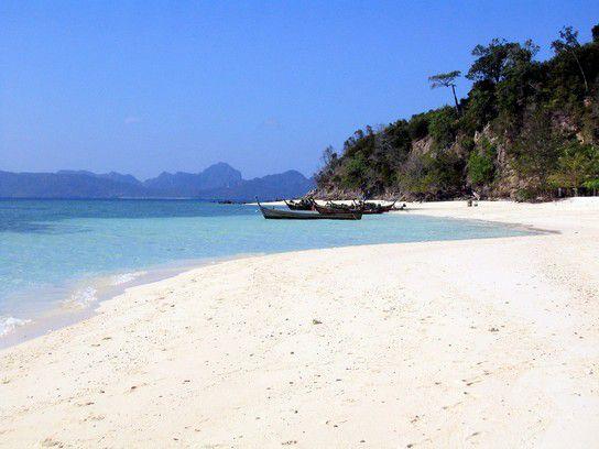 auf dem Weg nach Phi Phi
