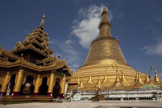 Bago Pagoda