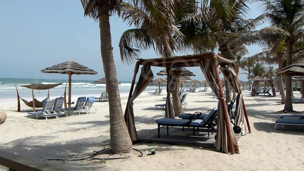 The Beach -  Hotel Kempinski - Ajman