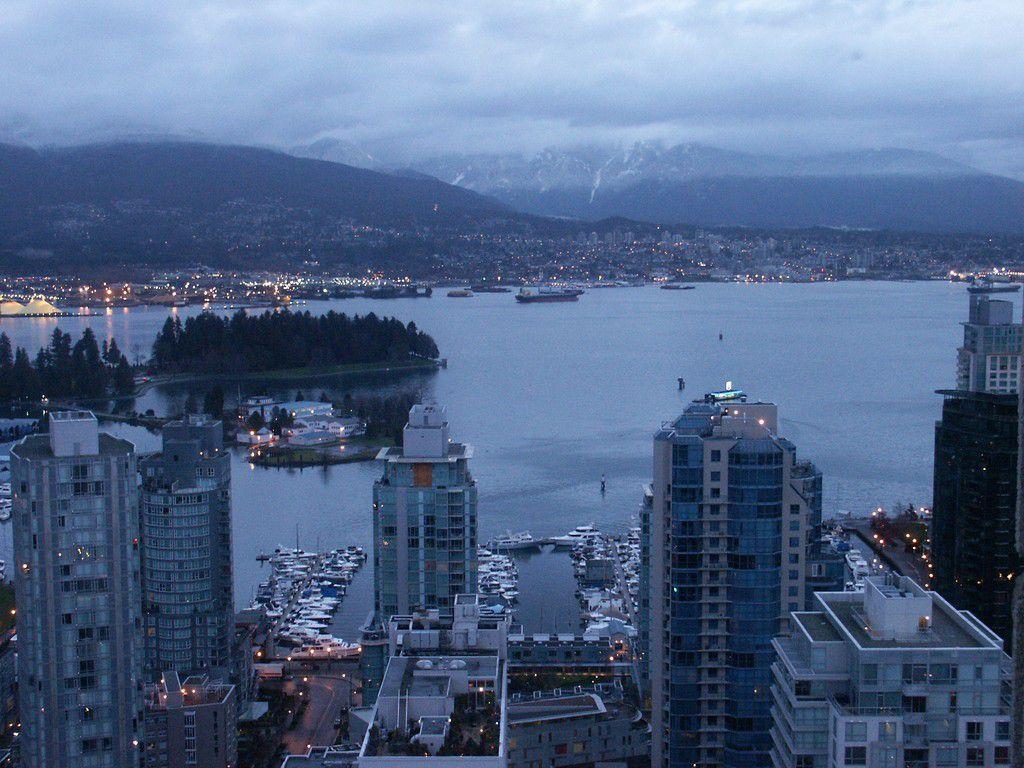 Vancouver morgens