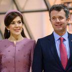 Die dänischen Royals