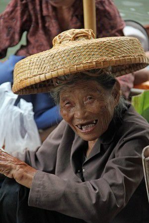 Das Lächeln Thailands