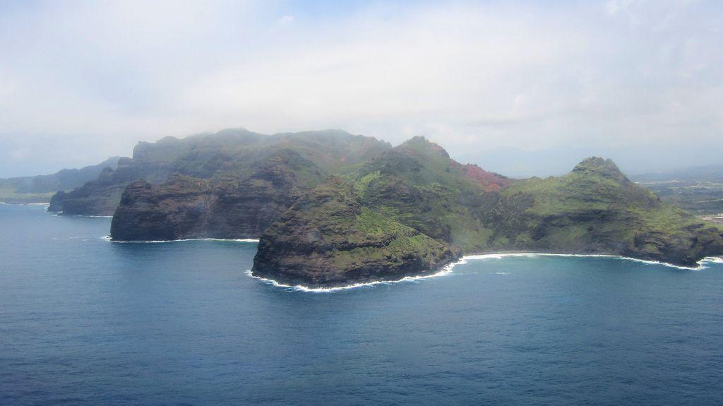 Die Insel Kauai