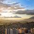 Blick über Caracas