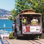 Straßenbahn-Metropolen der Welt: San Francisco