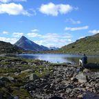 Galdhoeppingen - Der höchste Berg Norwegens