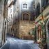 Enge Gasse in Florenz