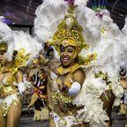 Hauptsache tanzen – in Rio de Janeiro