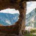 5.000 Kammergräber bilden die Nekropolis von Pantalica