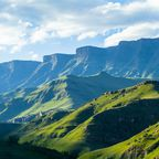 Südafrika-Highlights: Drakensberge