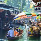 Die 10 meistbesuchten Städte 2017, Platz 1: Bangkok