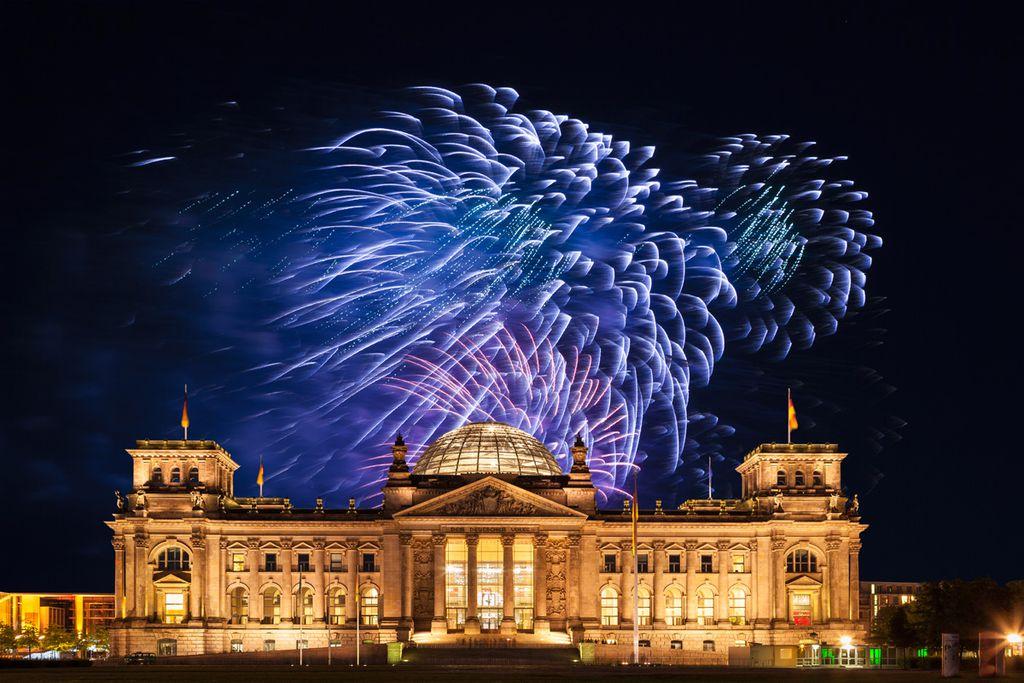 In der Masse oder im Kiez: Silvester in Berlin hat viele Facetten