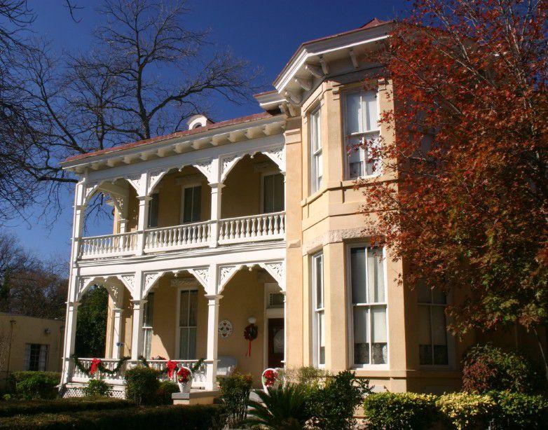 Viktorianisches Gebäude