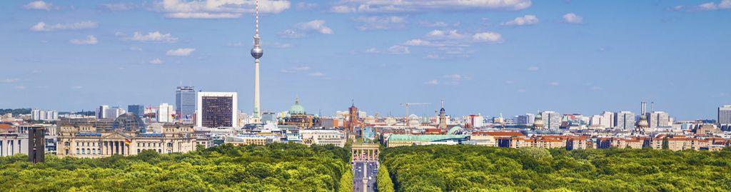 Seit den 1990er Jahren erlebt Berlin einen Boom, die Stadt wird zum internationalen Anziehungspunkt für Kreative und Startups.