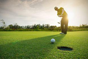 Golf auf Sylt