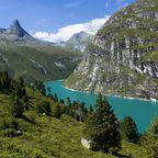 Wandern in Graubünden am Engadiner Höhenweg
