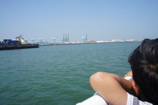 Zeebrügge, Hafen