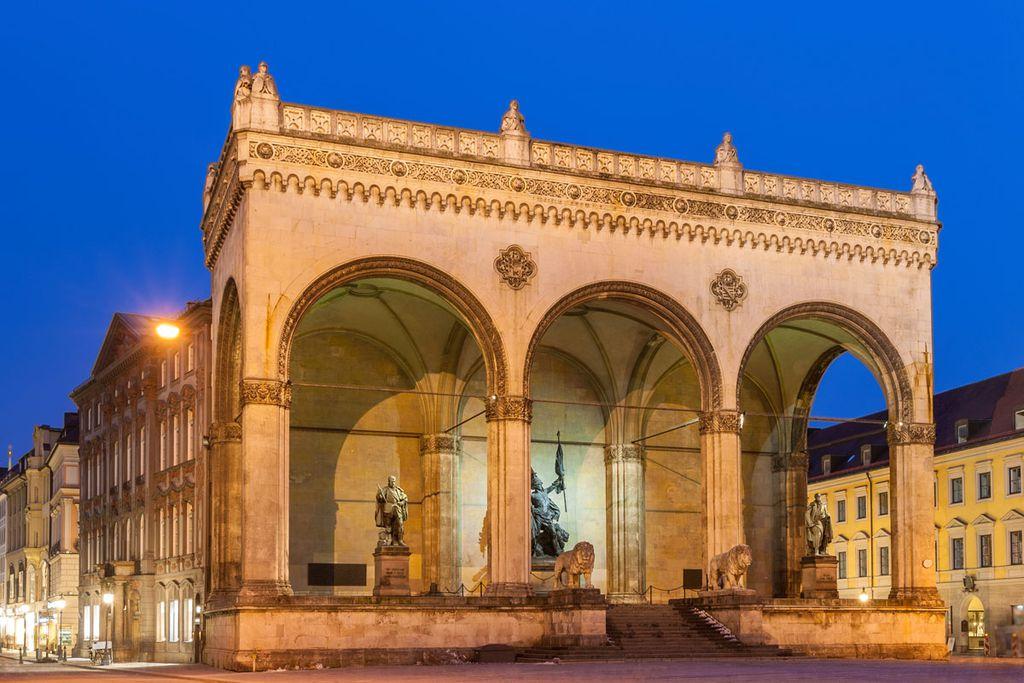 Wessen Herz für die Kunst schlägt, wird in München sein Glück finden