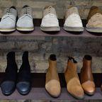 Unentbehrlich in Italien: Schönes, elegantes Schuhwerk
