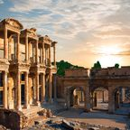 Bücherei von Ephesos