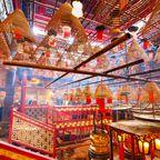 Man Mo-Tempel