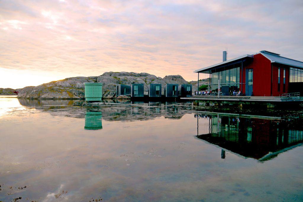 Nordiska Akvarellmuseet in Skärhamn