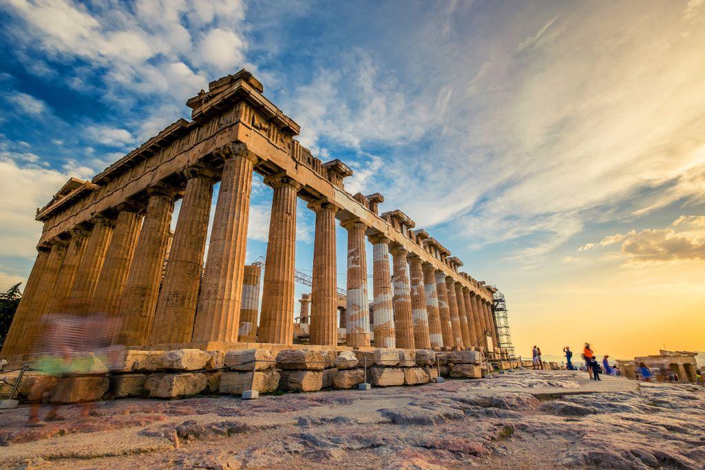 Top-Sehenswürdigkeiten in Griechenland: Akropolis