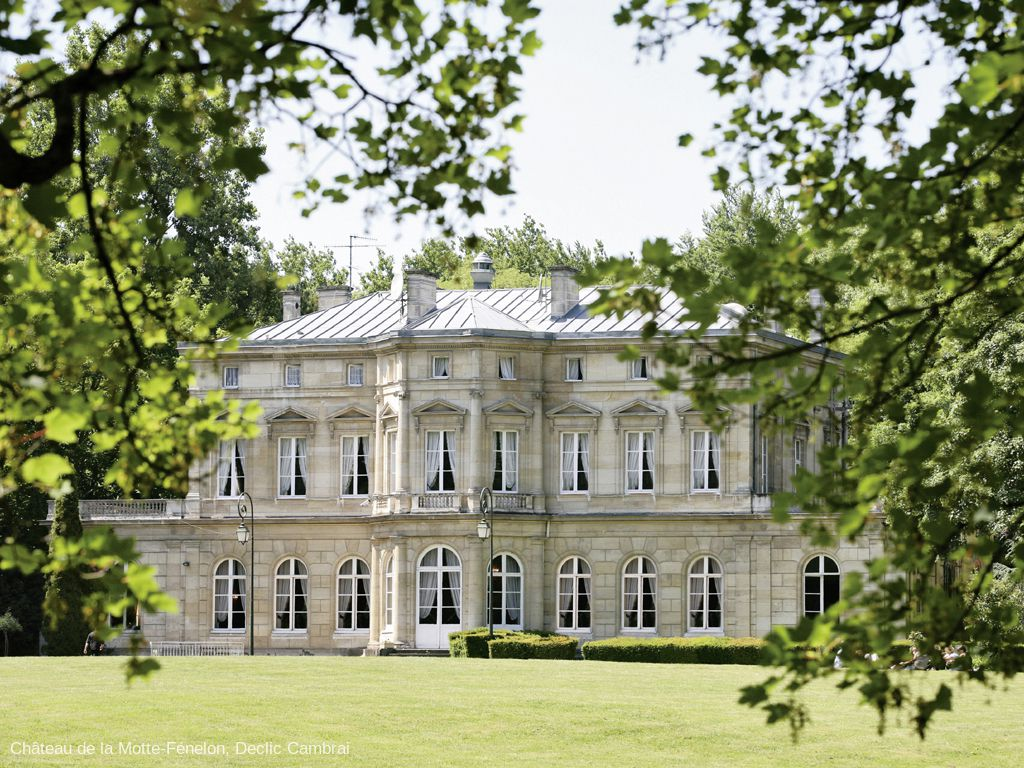 Château de la Motte-Fénelon