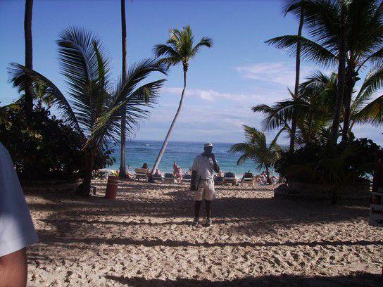 Punta Cana, Strand