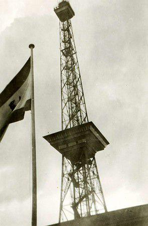 Funkturm Berlin anno 1960