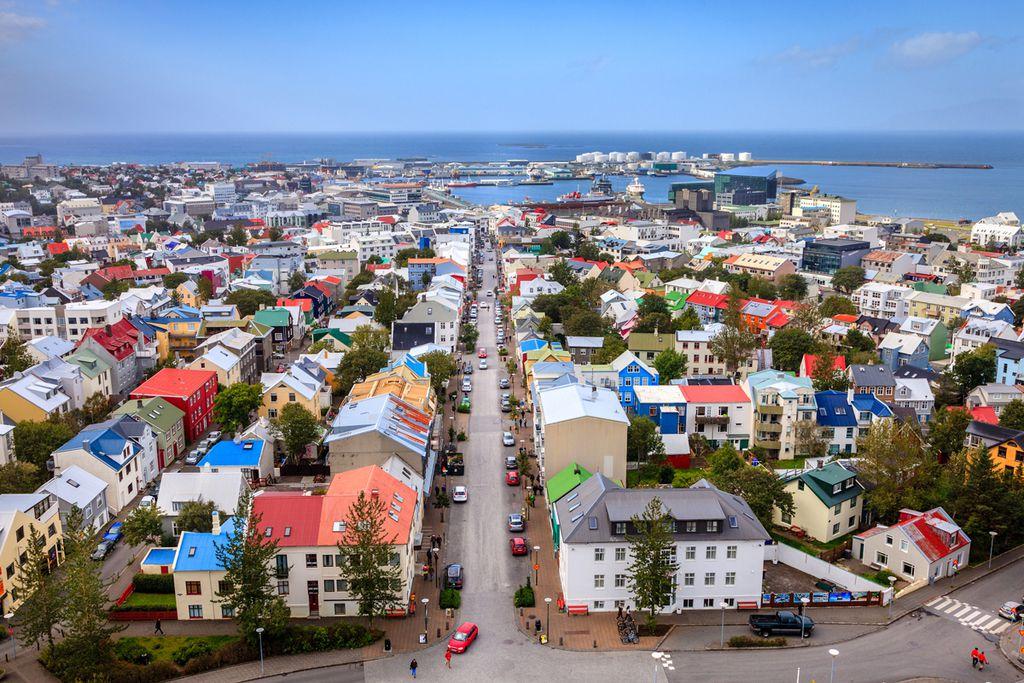 Reykjavík: Nördlichste Hauptstadt der Welt