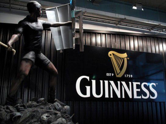 Dublin Guiness Store House