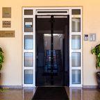 Eingangsbereich Ferienwohnungen UTJEHA