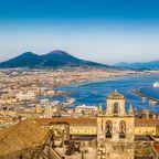 Nummer 3: Vesuv, Italien