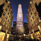 Das Rockefeller Center in Manhattan