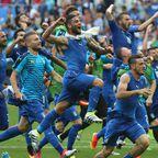 Häufigste Fußball-Weltmeister: Italien
