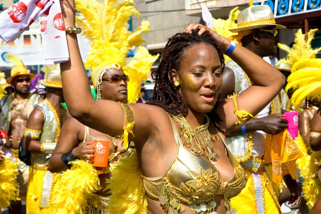 Fast wie in Rio – Karneval in Trinidad