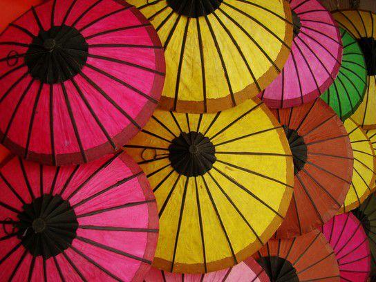 Sonnenschirm gefällig?