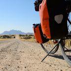 Fahrradtour durch Namibia