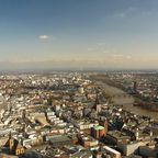 Blick über Frankfurt