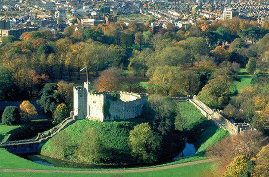 Cardiff Castel