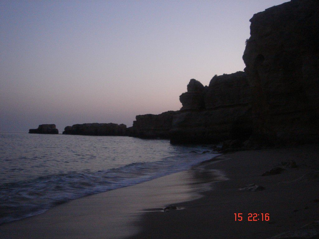 Portugal Kanichen Beach