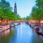 Fast die Hälfte der Niederlande liegt unter Wasser