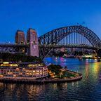 Das Park Hyatt in Sydney bietet einen perfekten Ausblick auf das Opernhaus