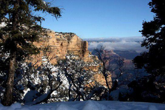 Grand Canyon im Winter