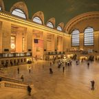 Innenansicht des Grand Central Terminals