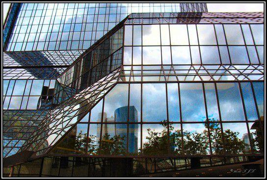 Frankfurt, Stadt der Banken