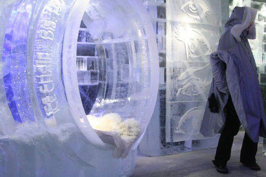 Absolut Icebar, Tokyo