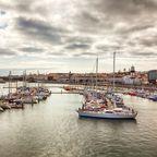 Die größte Insel der Azoren ist São Miguel mit ihrem internationalen Hafen