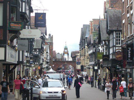Mittelalterliche Innenstadt